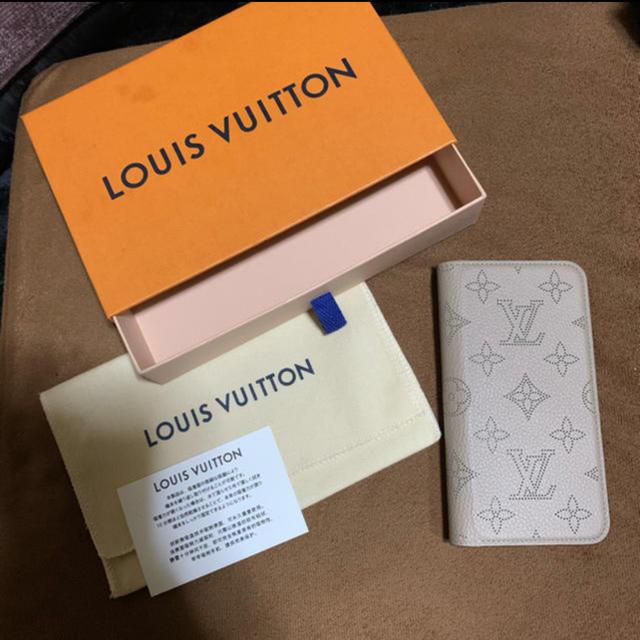 LOUIS VUITTON - 【美品】 ルイヴィトン iPhoneXSケースの通販