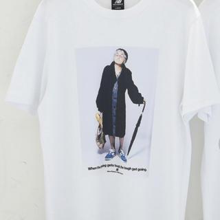 ニューバランス(New Balance)のnew balance グランドマザーT 新品(Tシャツ/カットソー(半袖/袖なし))