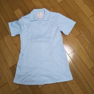 エステサロン、医療制服、淡い水色M新品(その他)
