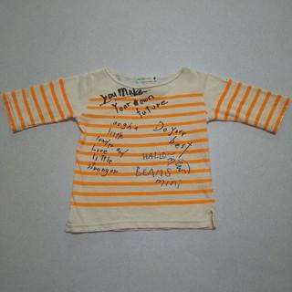 コドモビームス(こども ビームス)の90cm BEAMS mini 5分丈Tシャツ(Tシャツ/カットソー)