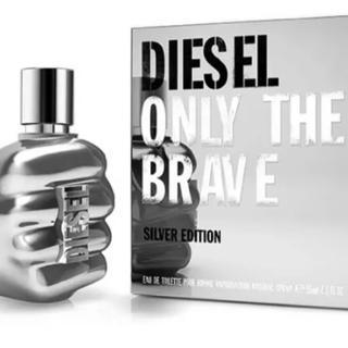 ディーゼル(DIESEL)の新品 送料込 DIESEL Only the Brave 男性用香水 50ml(香水(男性用))