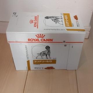 ロイヤルカナン(ROYAL CANIN)のロイヤルカナン ユリナリーS/O 犬用 1箱(犬)