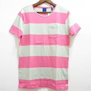 スコッチアンドソーダ(SCOTCH & SODA)のSCOTCH & SODA  スコッチ&ソーダ  太ボーダーTシャツ (Tシャツ/カットソー(半袖/袖なし))