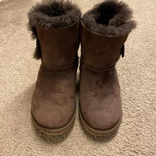 UGG - UGG サイズ16.5くらい ブーツ キッズ