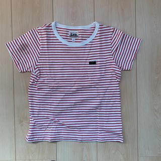 リー(Lee)のボーダー 半袖Tシャツ(Tシャツ/カットソー)