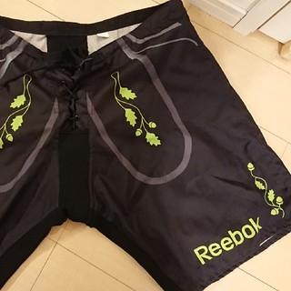 リーボック(Reebok)のReebok アイスホッケー パンツシェル  BLACK(ウインタースポーツ)