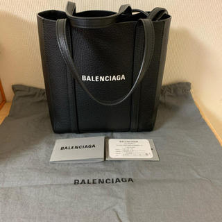 BALENCIAGA BAG - balenciaga エブリデイトートバッグ XXS