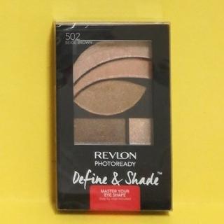REVLON - 新品 レブロン フォトレディ ディファイン&シェード 502