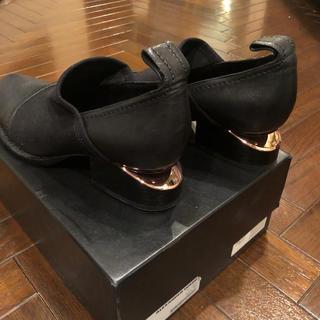 アレキサンダーワン(Alexander Wang)のアレキサンダーワンスリッポンシューズ(ローファー/革靴)
