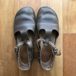 アウロラ(AURORA)のオーロラシューズAURORA SHOES ウエストインディアン 8C(ローファー/革靴)