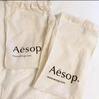 Aesop - イソップ 巾着 2枚セット