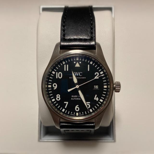 IWC - 確実本物 iwc マーク18 パイロット 国内正規品 美品の通販