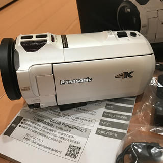 Panasonic - パナソニック4Kビデオカメラ HC-VX992M