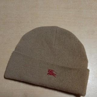 バーバリー(BURBERRY)のニット帽 バーバリー(ニット帽/ビーニー)