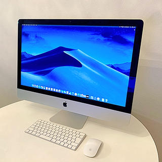 Mac (Apple) - 【Apple】iMac 中古美品 27インチ