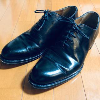アルフレッドバニスター(alfredoBANNISTER)のALFREDO BANNISTER 26.5cm 革靴 美品(ドレス/ビジネス)