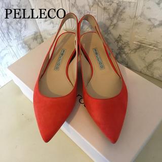 PELLICO - ペリーコ PELLICO春色フラットパンプス❤︎