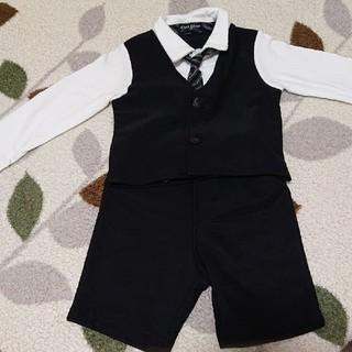 シマムラ(しまむら)の男の子 フォーマル スーツ 90(ドレス/フォーマル)