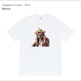 シュプリーム(Supreme)のSupreme® / Rammellzee Tee  シュプリーム ラメルジー(Tシャツ/カットソー(半袖/袖なし))