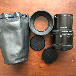 マミヤ(USTMamiya)のMamiya KL APO 250mm f4.5 L RB67 RZ67 マミヤ(レンズ(単焦点))