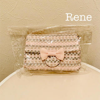 ルネ(René)の【Rene】ノベルティ・新品未使用未開封・ミニバッグ(ノベルティグッズ)