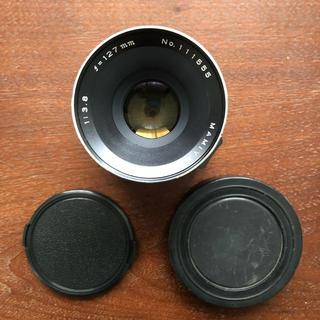 マミヤ(USTMamiya)のMAMIYA SEKOR C 127mm f3.8 マミヤ セコール (レンズ(単焦点))