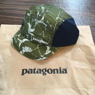 patagonia - 新品 パタゴニア 帽子 エアディニ キャップ Patagonia ランニング S