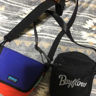 ベイフロー(BAYFLOW)のベイフロー二個セットショルダーバック(ショルダーバッグ)
