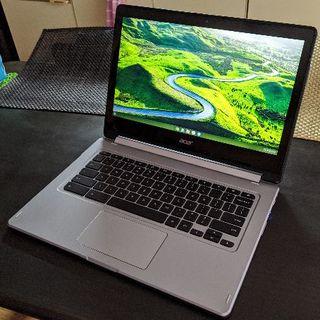 エイサー(Acer)のAcer Chromebook R13(ノートPC)
