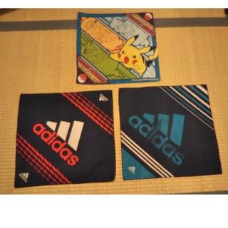 アディダス(adidas)の給食ナフキン 3枚(弁当用品)