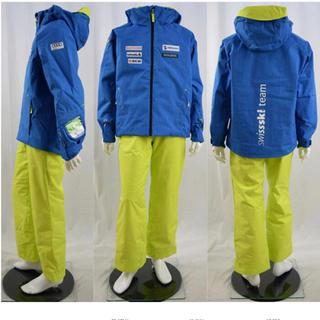 デサント(DESCENTE)のデサント スイスチームレプリカモデル スキーウェア(ウエア)