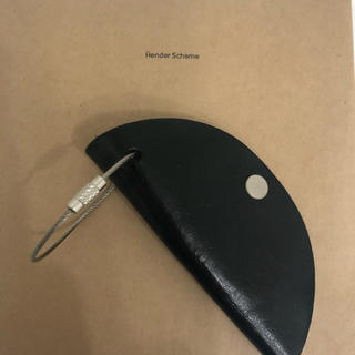 エンダースキーマ(Hender Scheme)の値下げ中 Hender Scheme キーケース サークル 黒(キーケース)