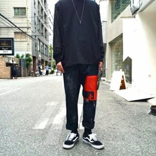 ファセッタズム(FACETASM)のelephant TRIBAL fabrics ストライプカットソー(Tシャツ/カットソー(七分/長袖))