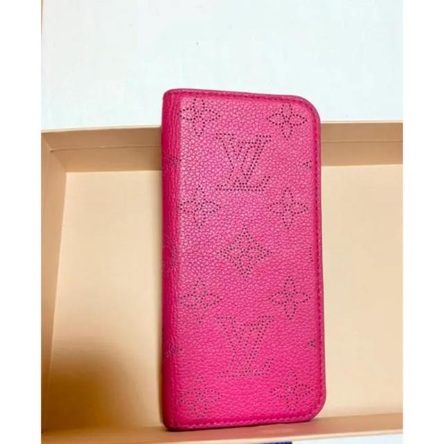 iphone8 シルバー に 合う ケース - LOUIS VUITTON - IPHONE 8 ・フォリオ(7にも対応)ケースの通販