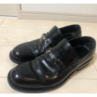 Gucci - GUCCI 革靴 ローファー 美品 送料込 26.5cm 鑑定済