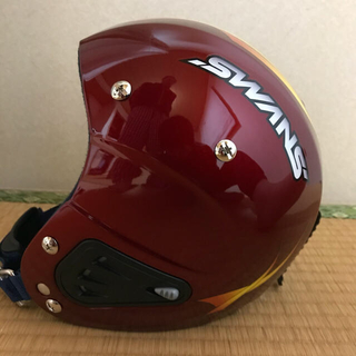 スワンズ(SWANS)の【値下げしました 2,480円→2,300円】SWANSスキーヘルメット(その他)