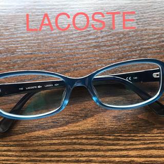 ラコステ(LACOSTE)のLACOSTE メガネフレーム(サングラス/メガネ)