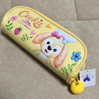 ダッフィー(ダッフィー)の香港限定 ダッフィーフレンズ クッキーのペンケース(ペンケース/筆箱)