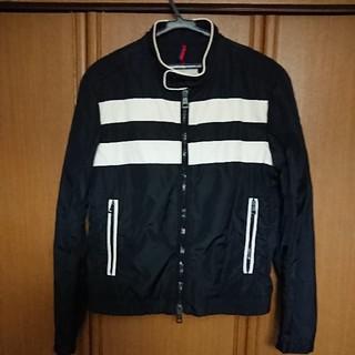 モンクレール(MONCLER)のモンクレール ライダースジャケット size2(ライダースジャケット)
