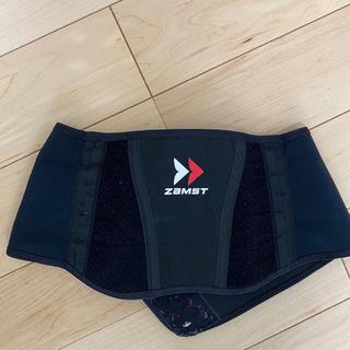 ザムスト(ZAMST)のザムスト 腰ベルト コルセット サポーター(トレーニング用品)