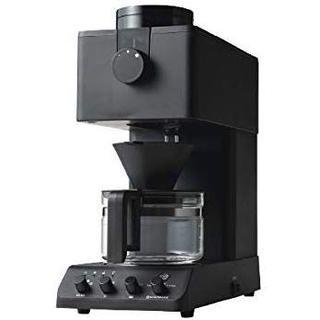 ツインバード(TWINBIRD)のオカイ様専用[新品]ツインバード 全自動コーヒーメーカー CM-D457B(コーヒーメーカー)