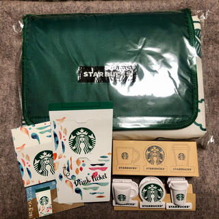 Starbucks Coffee - 変更あり♪  ☆2020スタバ福袋より3点セット☆
