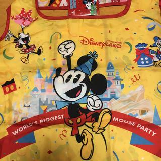ディズニー(Disney)の海外ディズニー限定 ミッキーマウスパーティー エコバッグ 香港ディズニー(キャラクターグッズ)