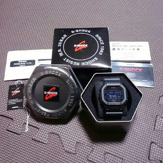 ジーショック(G-SHOCK)のG-SHOCK  DW-5600HR (腕時計(デジタル))