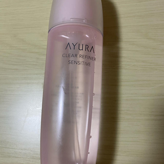 アユーラ(AYURA)のアユーラクリアリファイナーセンシティブ(化粧水/ローション)