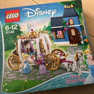レゴ(Lego)のレゴ シンデレラ 馬車(キャラクターグッズ)
