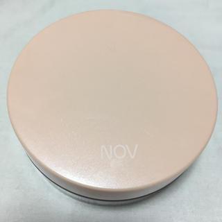 ノブ(NOV)のNOV ノブ ルースパウダー フェイスパウダー(フェイスパウダー)
