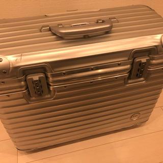 リモワ(RIMOWA)のリモア スーツケース(トラベルバッグ/スーツケース)