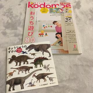 ハクセンシャ(白泉社)のkodomoe (コドモエ) 2020年 02月号(結婚/出産/子育て)