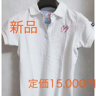 パーリーゲイツ(PEARLY GATES)の新品 PEARLY GATES 半袖ポロシャツ(ポロシャツ)